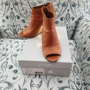 Size 8, Jessica Simpson Wedge Boot